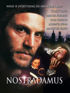 Capa do filme: Nostradamus