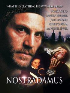 Capa do filme: Nostradamus
