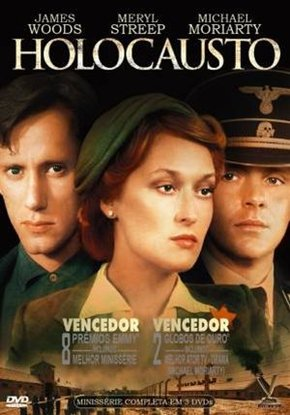 Capa do filme: Holocausto