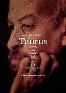 Capa do filme: Taurus