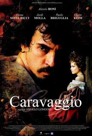 Capa do filme: Caravaggio