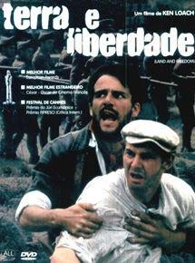 Capa do filme: Terra e Liberdade