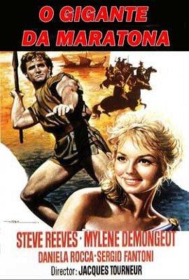 Capa do filme: O Gigante de Maratona