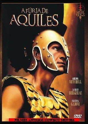 Capa do filme: A Fúria de Aquiles