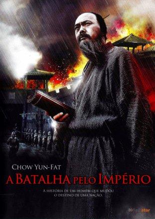 Capa do filme: A Batalha pelo Império