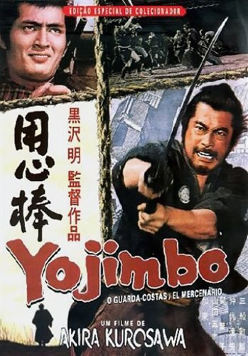 Capa do filme: Yojimbo - O Guarda-Costas