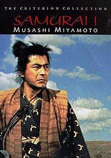 Capa do filme: O Samurai Dominante 1: Musashi Miyamoto