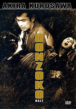Capa do filme: Donzoko: Ralé