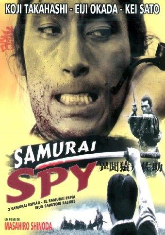 Capa do filme: Guerra de Espiões