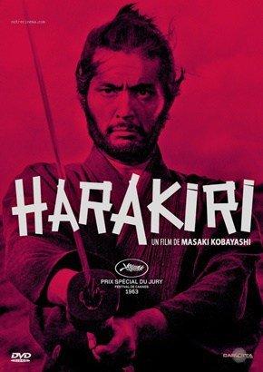 Capa do filme: Harakiri