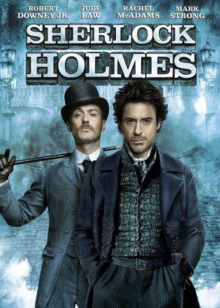 Capa do filme: Sherlock Holmes