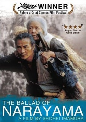 Capa do filme: A Balada de Narayama