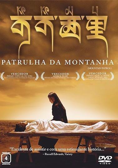 Capa do filme: Patrulha da Montanha