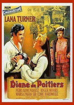 Capa do filme: Diana da França