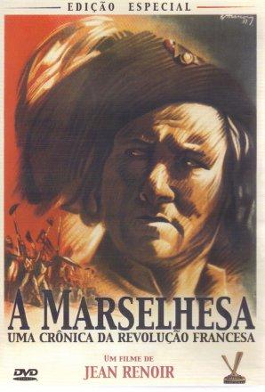 Capa do filme: A Marselhesa