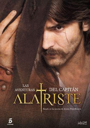 Capa do filme: As aventuras do capitão Alatriste