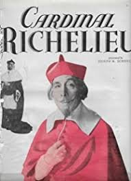 Capa do filme: Cardeal Richelieu