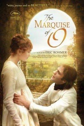 Capa do filme: A Marquesa d'O
