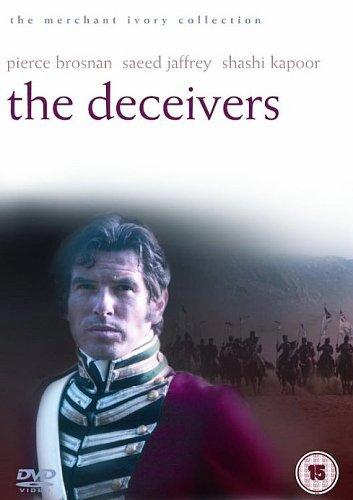 Capa do filme: Os enganadores