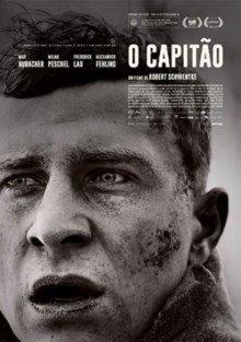 Capa do filme: O Capitão