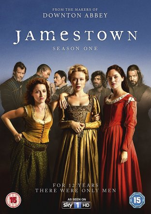 Capa do filme: Jamestown