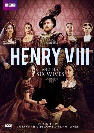 Capa do filme: Henrique VIII e suas seis mulheres
