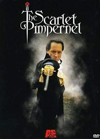 Capa do filme: O Pimpinela Escarlate