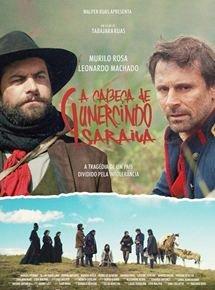 Capa do filme: A Cabeça de Gumercindo Saraiva