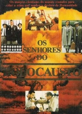 Capa do filme: Os Senhores do Holocausto
