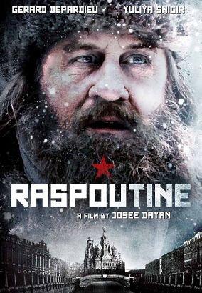 Capa do filme: Rasputin