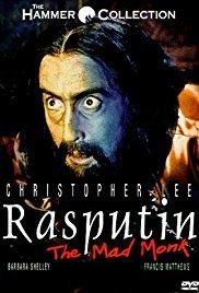 Capa do filme: Rasputin: O Monge Louco
