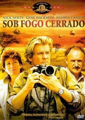 Capa do filme: Sob Fogo Cerrado