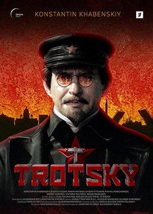 Capa do filme: Trotsky