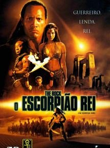 Capa do filme: O Escorpião Rei