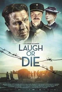 Capa do filme: Rir ou morrer