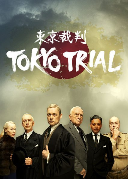 Capa do filme: O Julgamento de Tóquio - Tokyo Trial