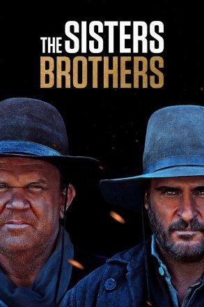 Capa do filme: Os Irmãos Sisters