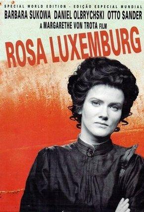 Capa do filme: Rosa Luxemburgo