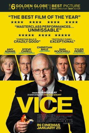 Capa do filme: Vice