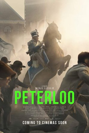 Capa do filme: Peterloo