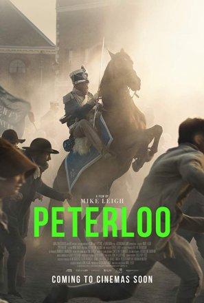 Capa do filme: Peterloo