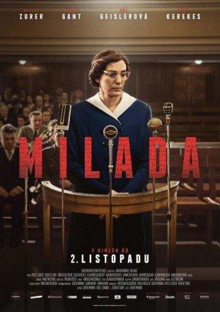 Capa do filme: Milada