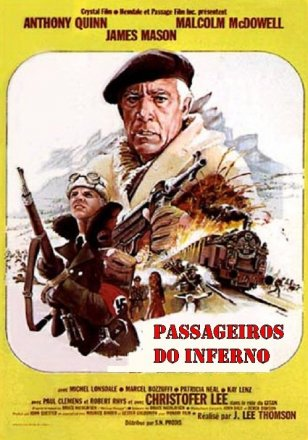 Capa do filme: Passageiros do Inferno