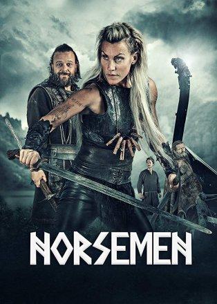 Capa do filme: Norsemen