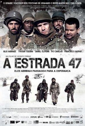 Capa do filme: A Estrada 47