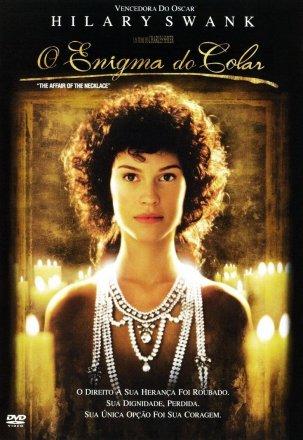 Capa do filme: O Enigma do Colar