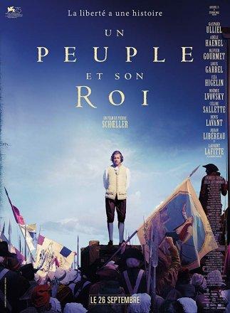 Capa do filme: Um povo sem rei