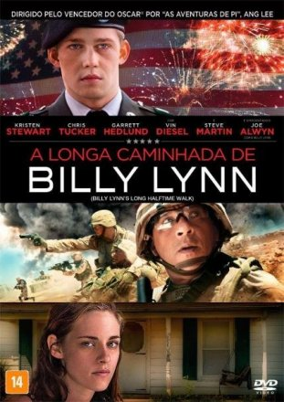 Capa do filme: A Longa Caminhada de Billy Lynn