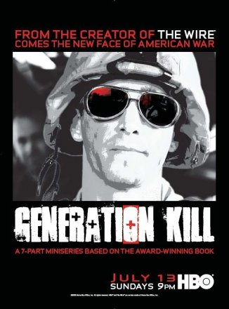 Capa do filme: Generation Kill