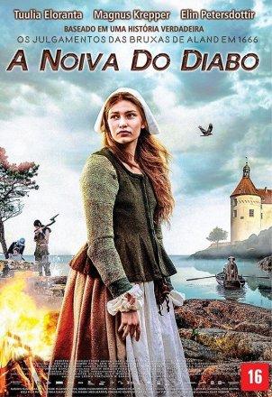 Capa do filme: A Noiva do Diabo